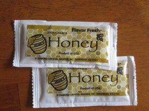 Starbucks Honey